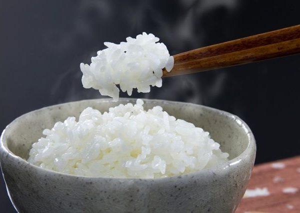 近江米の白ご飯